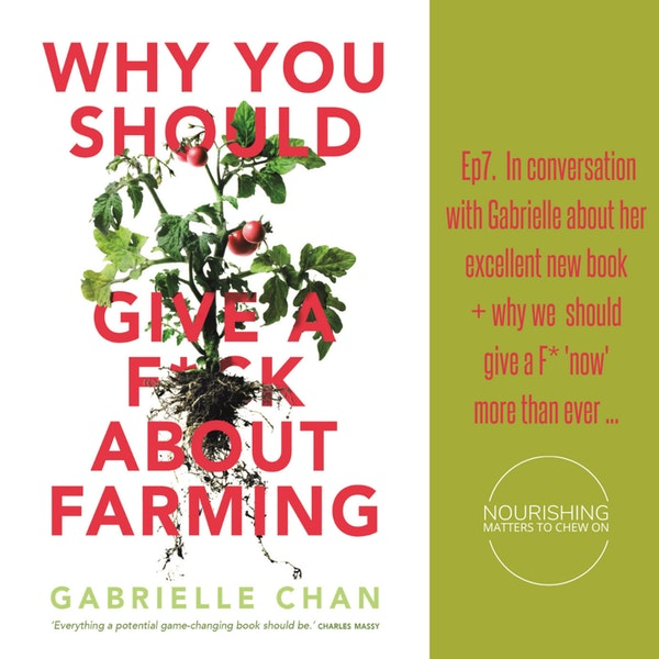 Why You Should Give A F* About Farming with Gabi Chan Image