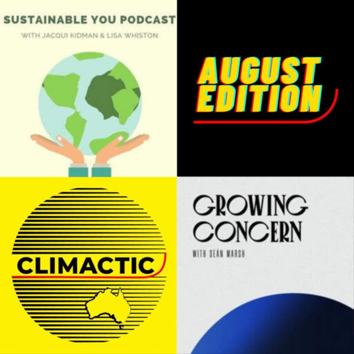 Episode image for Climactic Curation | August Edition