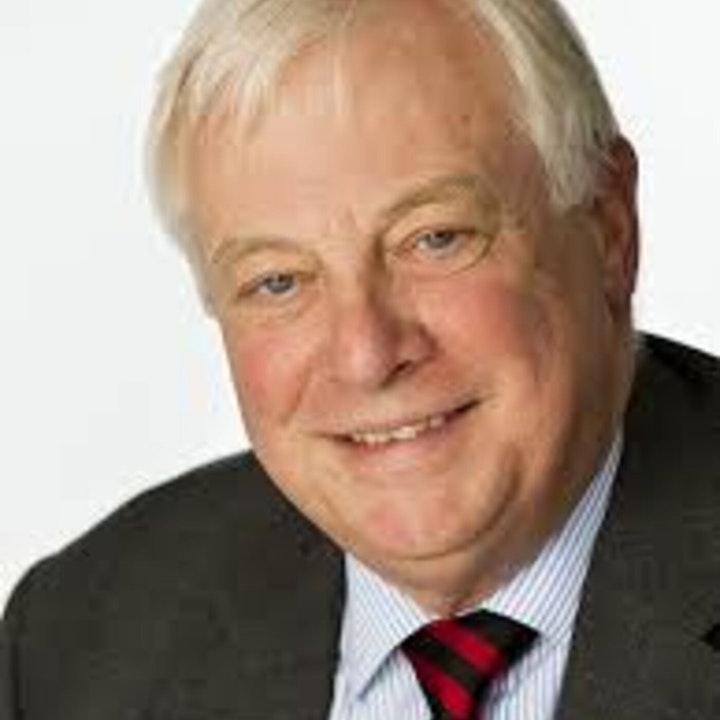 Interviewed by Geraldine Doogue, Lord Patten suggests the climate crisis could 'finish us off'