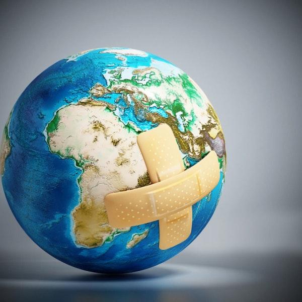 A global problem needs a global response Image