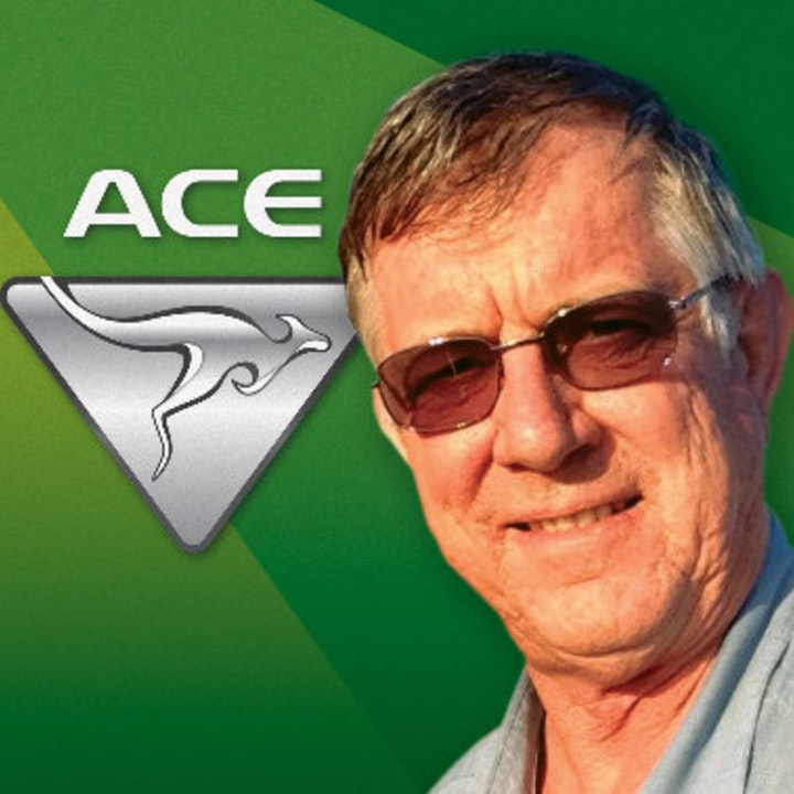 Greg McGarvie talks about his dream, the ACE Electric Vehicles