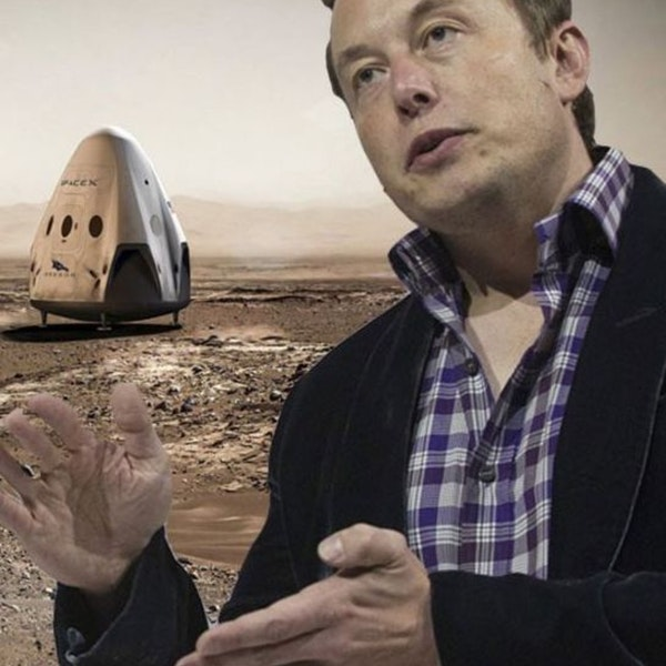 We've trashed Earth and now Musk and Bezos want to escape to Mars