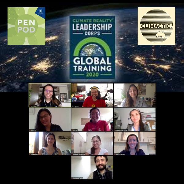 BONUS | A Roundtable Chat with 8 New Climate Reality Project Leaders Image