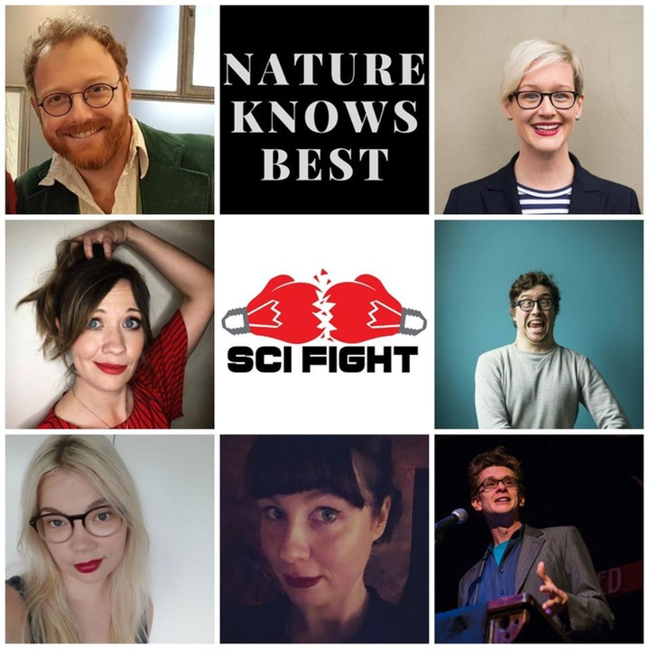 🧪🥊 Sci Fight — Does Nature Know Best? | Science Comedy Debates