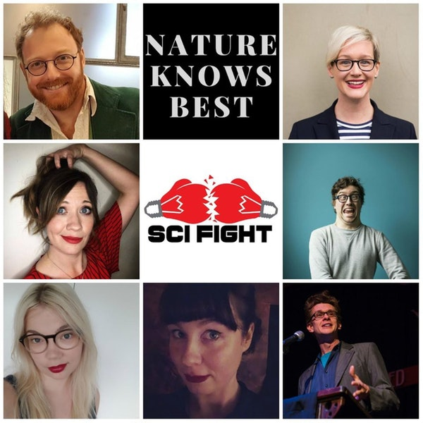 🧪🥊 Sci Fight — Does Nature Know Best? | Science Comedy Debates Image