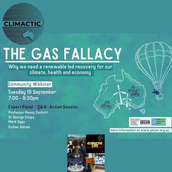 Abridged | PECAN, GECAN & BECAN - THE GAS FALLACY