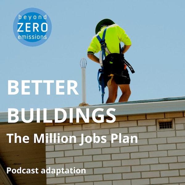 BZE | The Million Jobs Plan Webinar Series - Podcast Adaptation Image