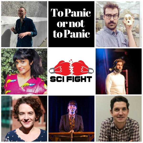 🧪🥊 Sci Fight — To Panic or Not To Panic? | Science Comedy Debates Image