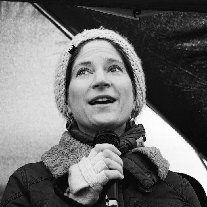 Simon Moore   Activism and Academia — Professor Julia Steinberger, IPCC Author
