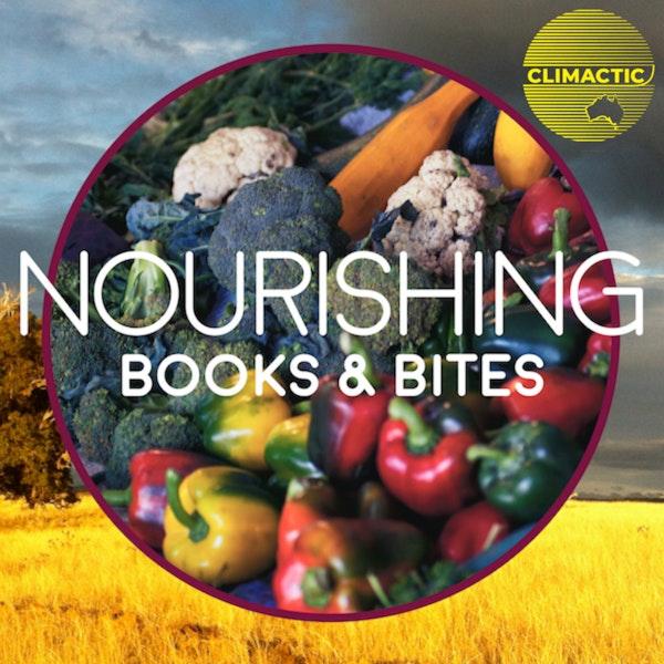 "Nourishing Books & Bites | Nicole Abadee on ""Books, Books, Books"" & more"