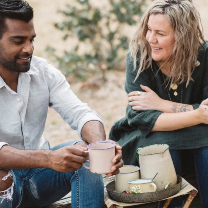 Warndu — Eating good, eating native w/ Rebecca Sullivan, Damien Coulthard and Maree Lowes