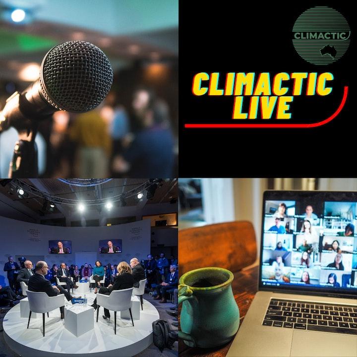 Climactic Live | Climate Emergency Cinema — MPavilion