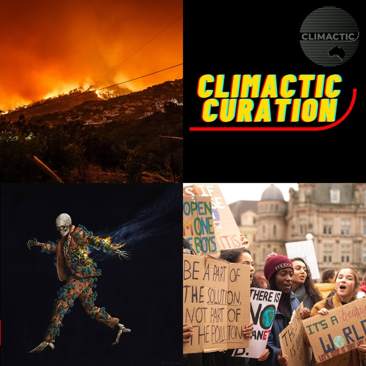 Climactic Curation | February Edition