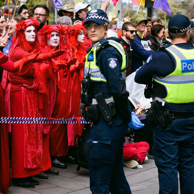 Extinction Rebellion | On Arrests and Bail Conditions — Stories from the Spring Rebellion