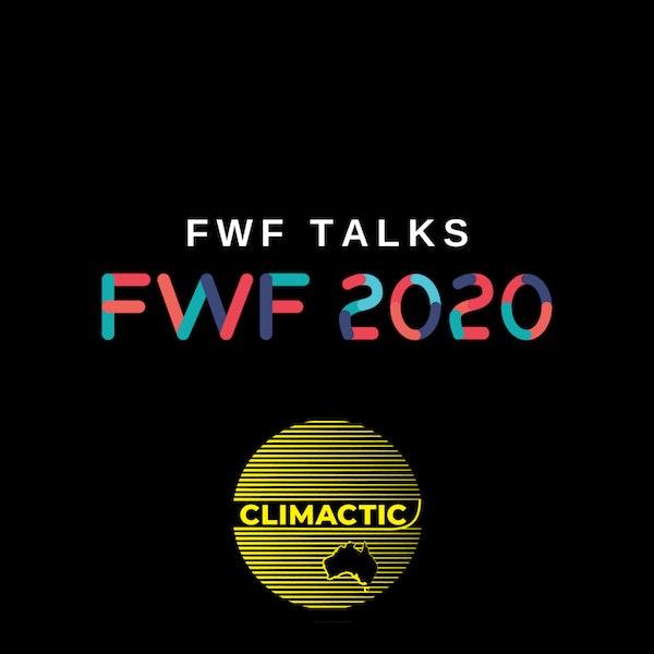 "FWF Talks | ""Ecofeminism"" - Lidia Thorpe, Alice Robinson and Inga Simpson"