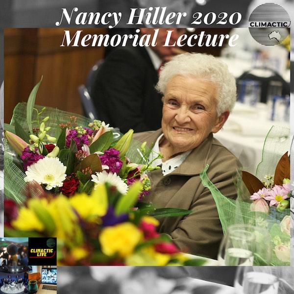 Climactic Live | 2020 Nancy Hillier Memorial Lecture Image