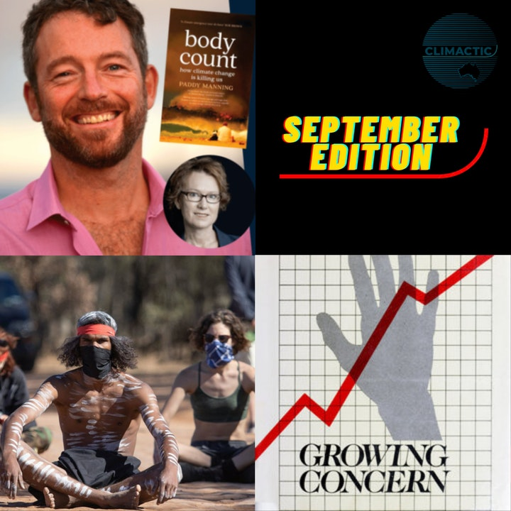 Climactic Curation | September Edition