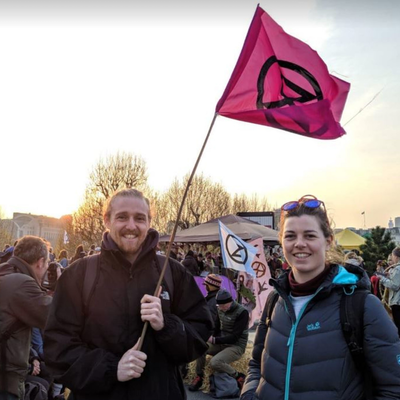 Extinction Rebellion Oz x UK - the people behind the protest