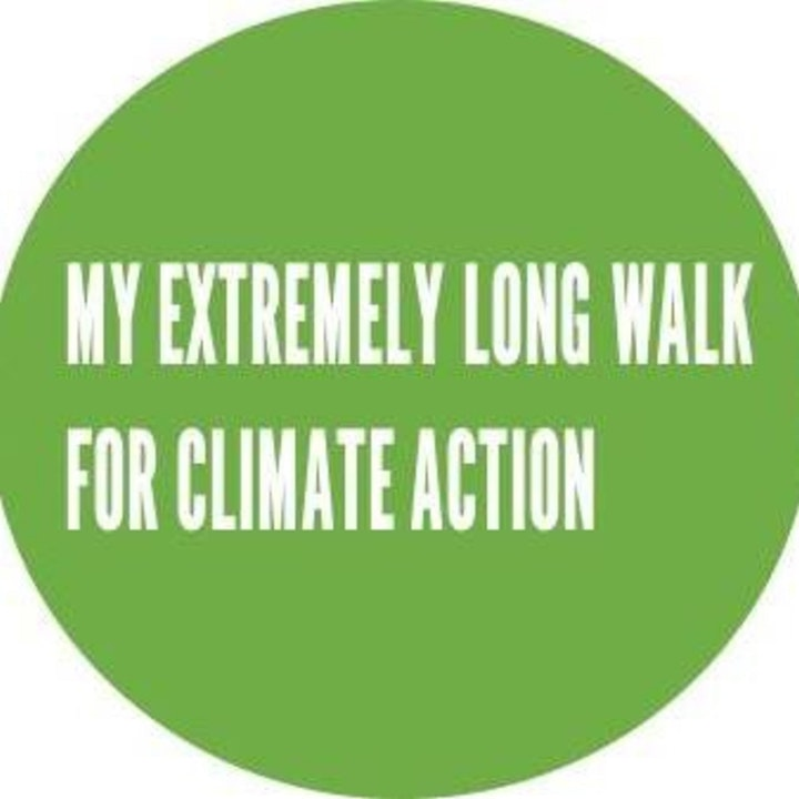 Shannon's Extremely Long Walk for Climate Action