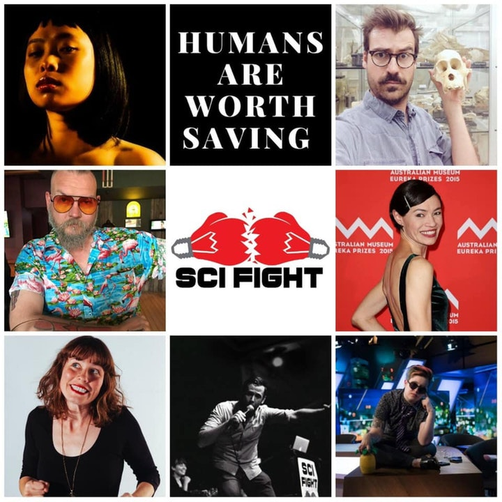 🧪🥊 Sci Fight — Are Humans Worth Saving? | Science Comedy Debates