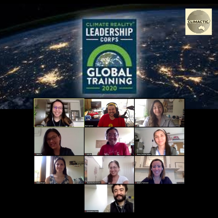 Climactic Candid | A Roundtable Chat with 8 New Climate Reality Project Leaders