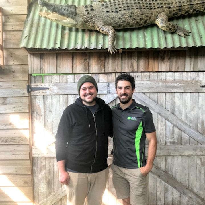 Josh Cox — Education and Extinction (Reptile Encounters)