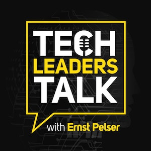 Tech Leaders Talk podcast screenshot