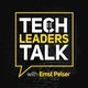 Tech Leaders Talk podcast Album Art