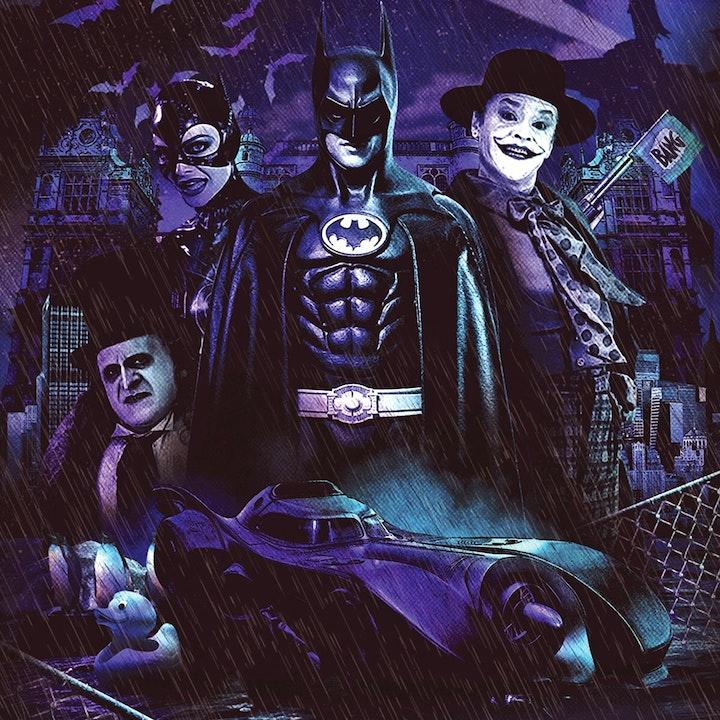 Tim Burtons Batman Filme